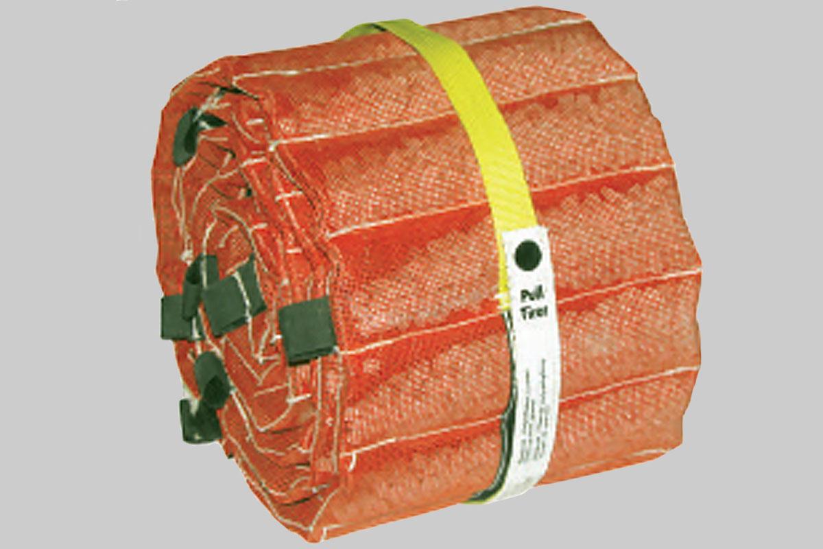 Ballast roll