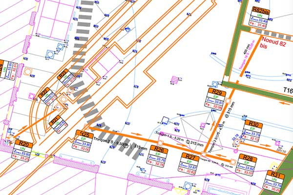 flood water networks austerlitz station