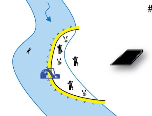 # 6 | U-shaped cofferdam | Rivers